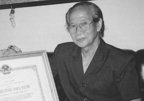 """Vĩnh biệt tác giả """"Giữ vững biển trời Quảng Bình - Vĩnh Linh"""""""