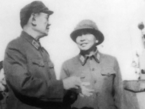 Võ Nguyên Giáp và Phạm Kiệt - tình bạn trong chiến đấu
