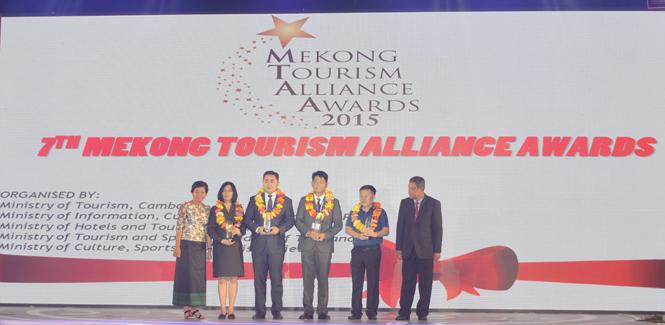"""VQG PN-KB được trao """"Giải thưởng Di sản hữu hình xuất sắc nhất"""""""