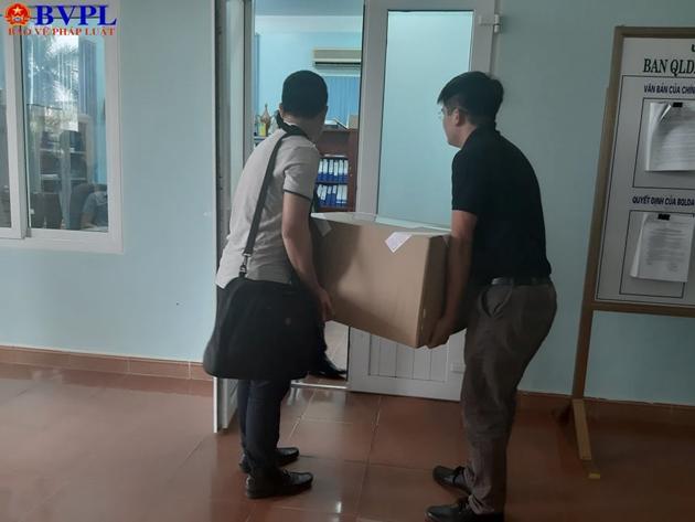 """Vụ cướp hồ sơ dự thầu ở Quảng Bình: Nhiều tình tiết """"bí ẩn"""", khuất tất"""
