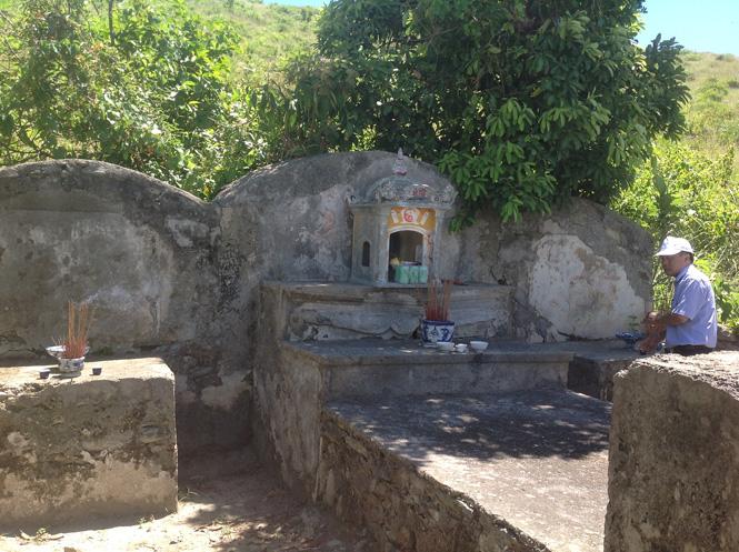 Vũng Chùa-Đảo Yến đất thiêng thiên cổ