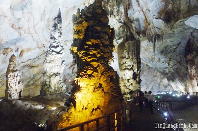 Vườn quốc gia Phong Nha-Kẻ Bàng trong chiến lược phát triển du lịch bền vững của tỉnh
