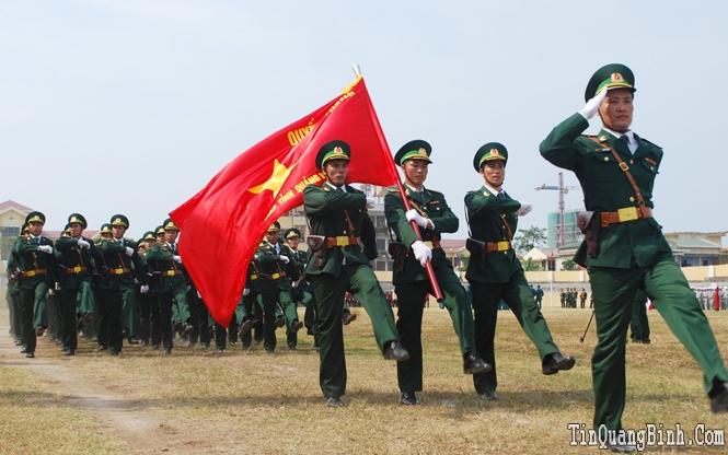 Xã luận: Viết tiếp trang sử vàng của lực lượng vũ trang Quảng Bình