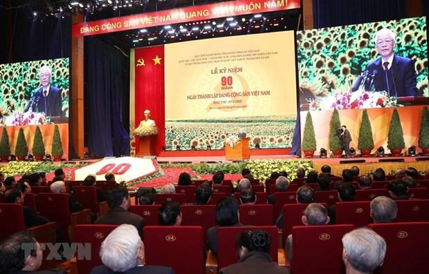 Xây dựng Đảng Cộng sản Việt Nam ngang tầm đòi hỏi của đất nước