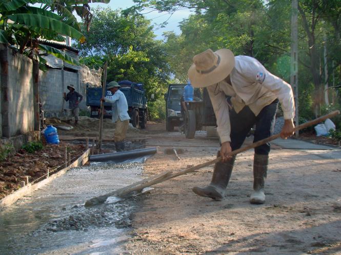 Xây dựng nông thôn mới ở huyện Quảng Ninh: Khi người dân là chủ thể