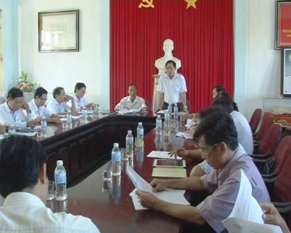 Xây dựng nông thôn mới ở Tân Thủy: Một số vấn đề báo chí nêu còn thiếu chính xác