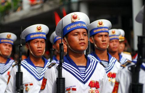 Xem diễu binh càng thấy hồng phúc dân tộc trong 70 năm qua là hiện hữu