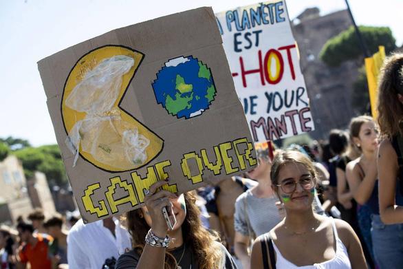 Ý bắt buộc dạy về biến đổi khí hậu như môn học phổ thông