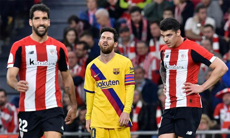Yeste: 'Messi mất khả năng định đoạt trận đấu'