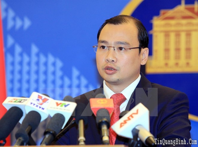 Yêu cầu Campuchia xử lý thỏa đáng vụ gây rối ở biên giới